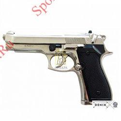 Парабеллум Беретта 92F Denix 1254NQПарабеллум Беретта 92F - сувенирное оружие отDenix