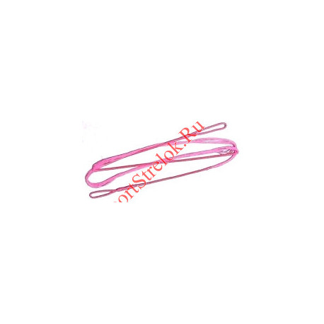Тетива для классического лука DACRON SF 48/12 розовый