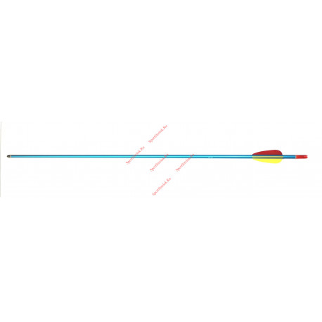 "Стрела для лука MK-AAL 30"" алюминевая"
