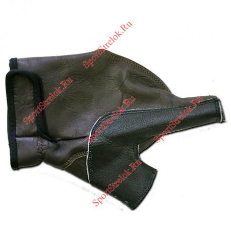 Перчатка-упор для стрел