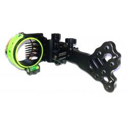 Прицел для блочного лука Fuse Cybex Micro 7 pin