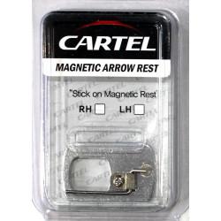 Полка Cartel Midas MX магнитная  RH Silver
