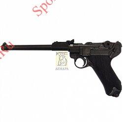 Пистолет системы Люгер парабеллум P08 Denix 1145Пистолет системы Люгер парабеллум P08