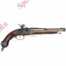Пистолет Бресция. Италия 1825г. 1013 сталь