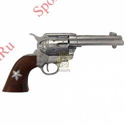 Револьвер Миротворец 1869г., стальРевольвер Миротворец 1869г., сталь