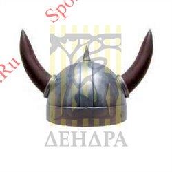 Шлем викинга с рогами, IV век