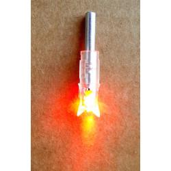 Хвостовик с подсветкой для арбалетных стрел (3шт.)