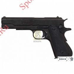 Пистолет 1911A1 США 1911г., Denix 1312Пистолет 1911A1 США 1911г., Denix 1312