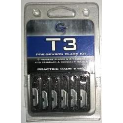 Лезвия для наконечника T3 Pre-season blade  kit