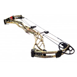 Лук блочный Hoyt Defiant Turbo 29 (28-30) Realtree Xtra
