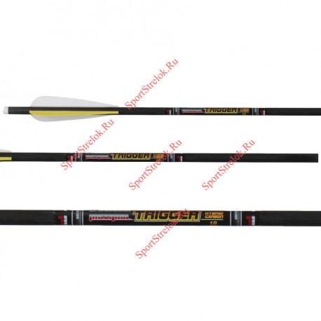 Стрелы для арбалета Maximal Trigger гибрид карбон-стекловолокно