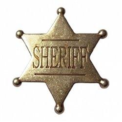 Звезда шерифа шестиконечная