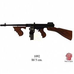 Автомат Томпсона M1 ганстерский Denix 1092