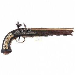 Пистолет дуэльный 1810г., Denix 1084L