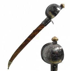 Сабля пирата Барбаросса XVI век Denix 4143NQ