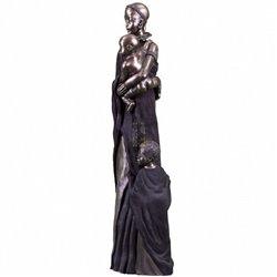 Фигурка Масаи-Мумби с двумя детьми 11953