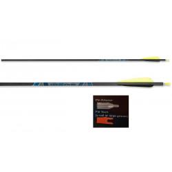 Стрела для лука Avalon TEC X  9 мм