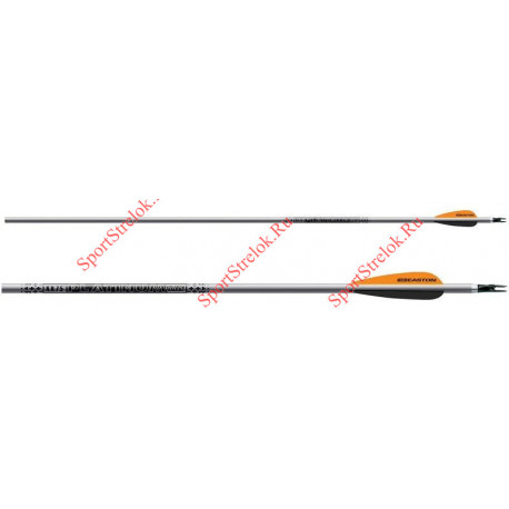 "Стрелы Easton ALUMINUM PLATINUM PLUS 1616 DIAMOND VANES 235/BULLET POINT 27"" 6 шт."