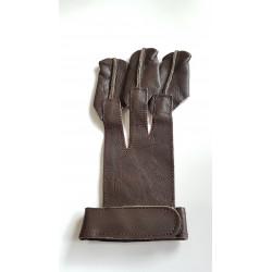 Перчатка кожа размер М