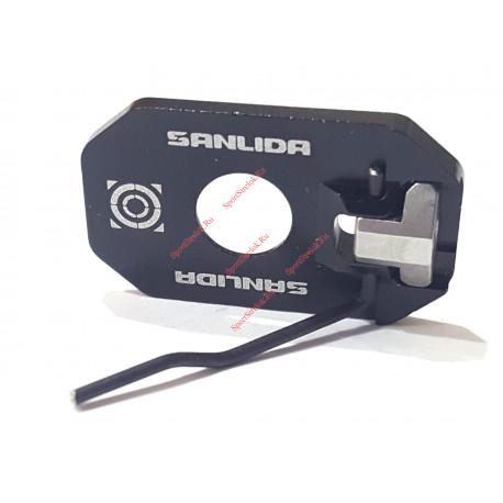 Полка для спортивного лука Sanlida X10 Магнитная RH/LH