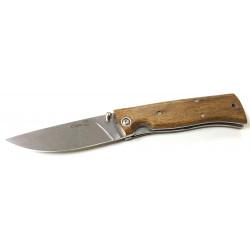 Нож складной Стерх рукоять дерево