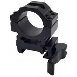 Кольцо на Weaver универсальное быстросъемное для крепления прицелов/фонарей/боуфишинга