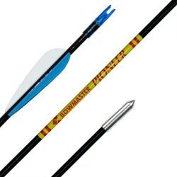 Стрела для классического и детского лука фиберглассовая Bowmaster Pioneer (Боумастер Пионер)