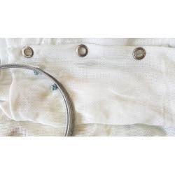 Сетка стрелоуловитель JVD Netting White Standard with Ring 4 meter