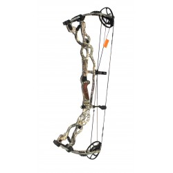 "Hoyt Carbon Spyder Turbo  28"" (26""-28"") Black Out"