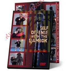 Самозащита с хлыстом Sjambok DVD