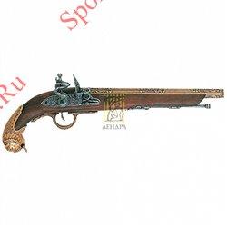Пистолет кремниевый Германия  ХVIIIв, 1043LПистолет кремниевый Германия ХVIIIв, 1043