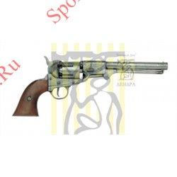 Револьвер морского офицера США, 1851г, сталь