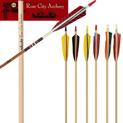 Стрелы Rose City Hunter Select Cedar