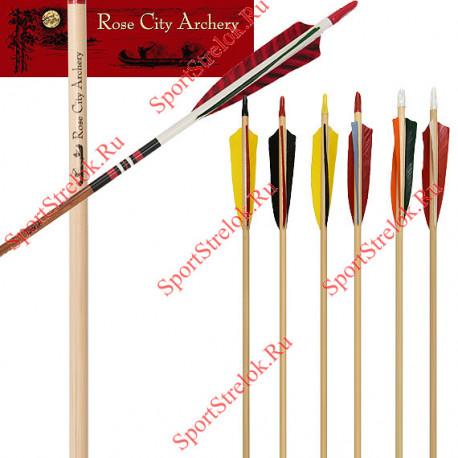 Стрелы Rose City Hunter Select Cedar