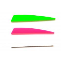 Перья для стрел FLEX-FLETCH FFS 300 Shield